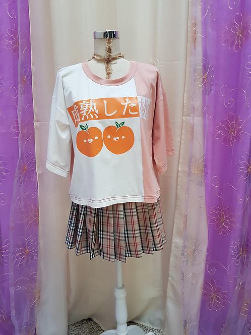 Kawaii Peach Set