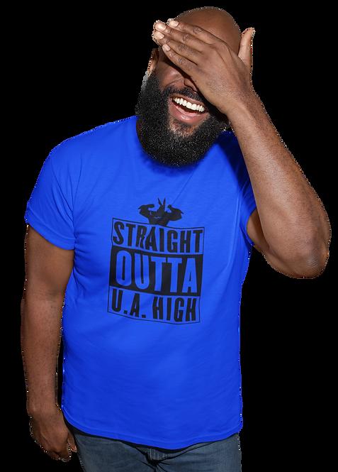 My Hero Academia - Straight Outta U A High T-Shirt