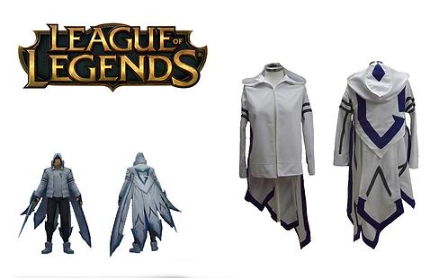 League of Legends Samsung White Talon Cosplay