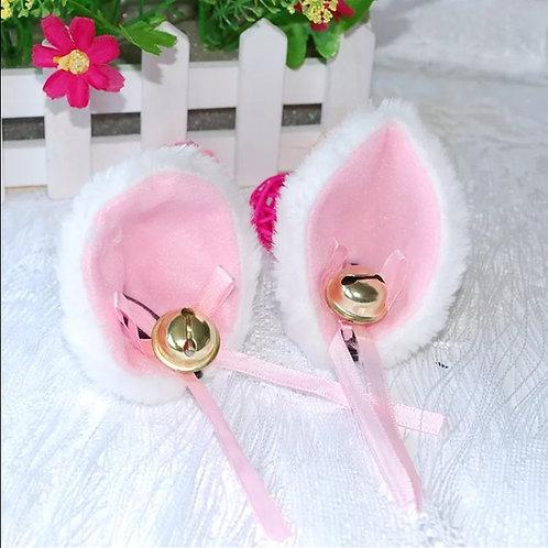 Altercos Kawaii White Cat Plush Ears.jpg