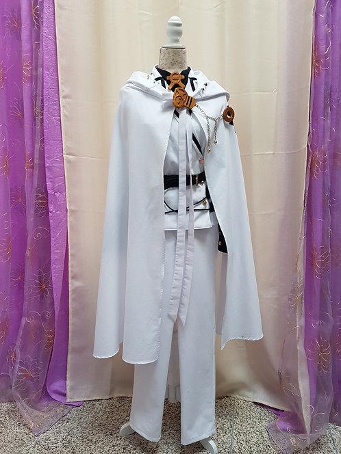 Mikaela Hyakuya Owari no Seraph (Seraph of the End) Cosplay