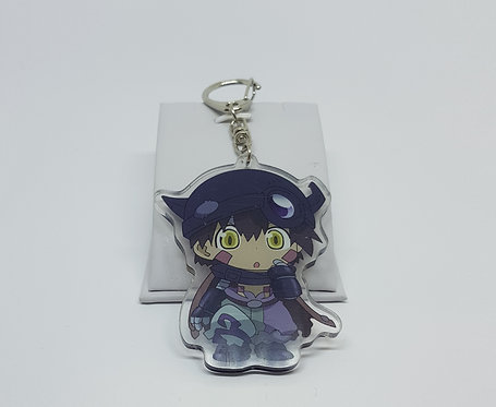 Made in Abyss Reg Keychain