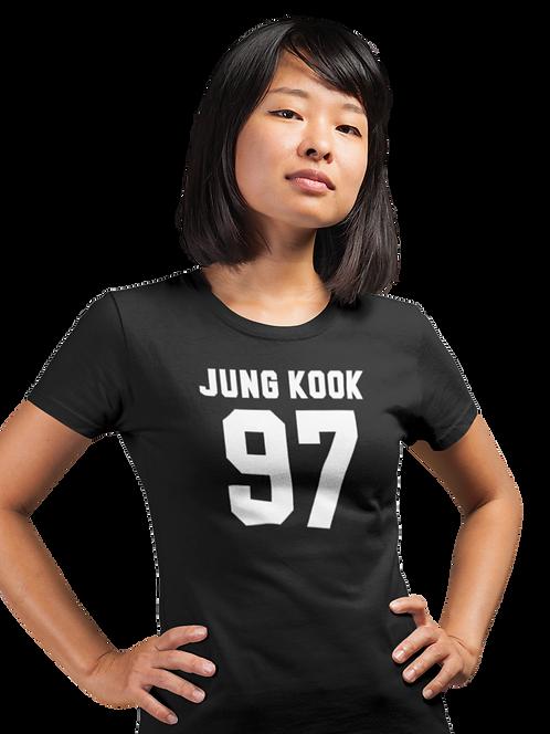 K-Pop BTS - Jung Kook T-Shirt