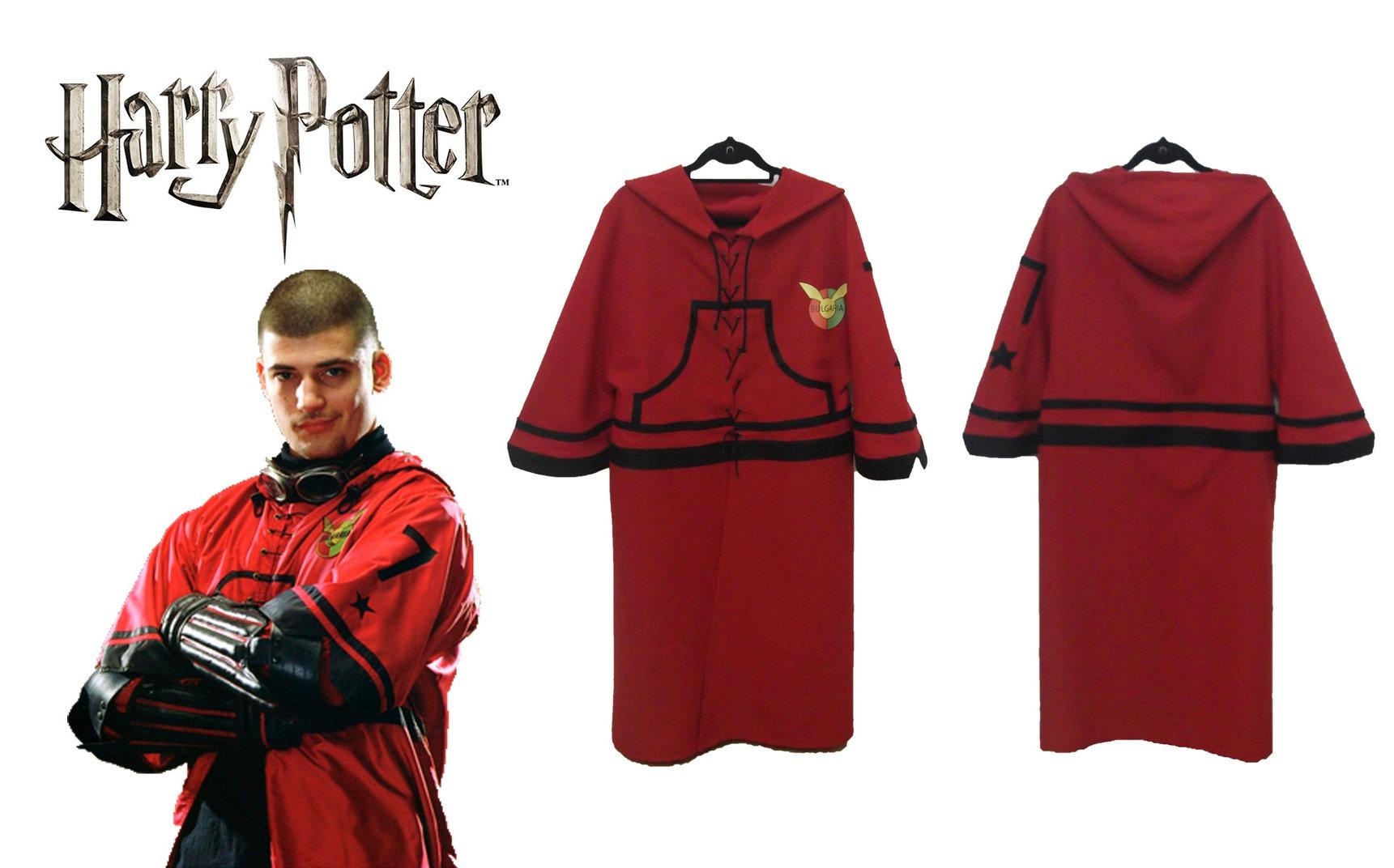 Harry Potter Viktor Krum Quidditch Bulgarian Team Jersey Cosplay Altercos Errors post in comment section or on discord. harry potter viktor krum quidditch bulgarian team jersey cosplay altercos