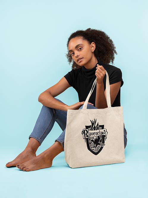 Harry Potter Ravenclaw House Crest Tote Bag