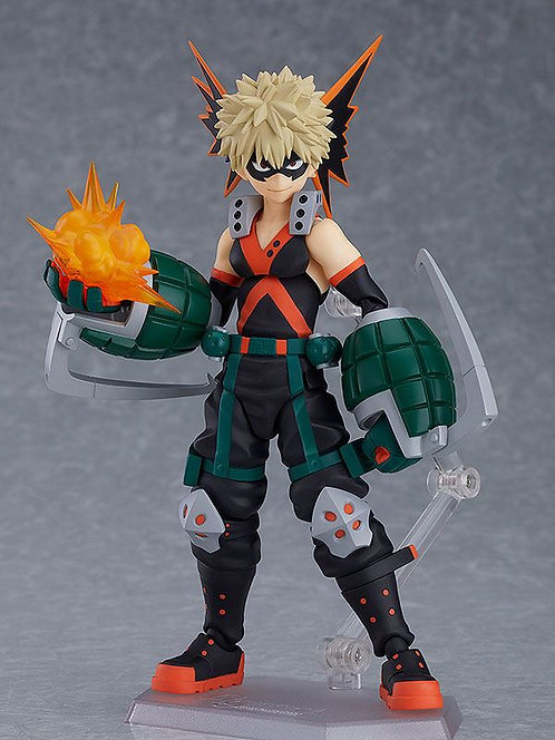 My Hero Academia Figma Action Figure Katsuki Bakugo 14 cm