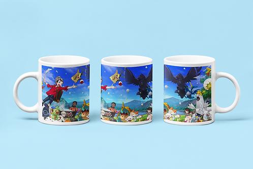 Pokemon Sword and Shield Mug