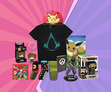 Premium Gift Box!! - Game