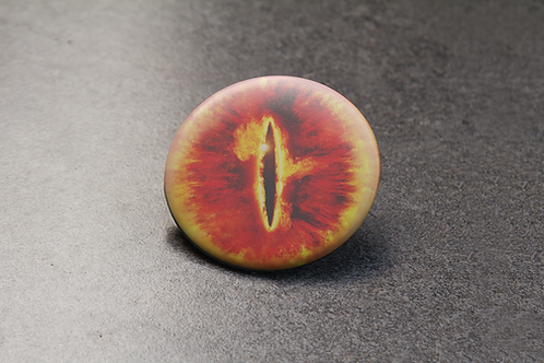 Lord of the Rings Eye of Sauron Pin