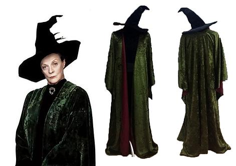 Harry Potter - Minerva McGonagall Cosplay