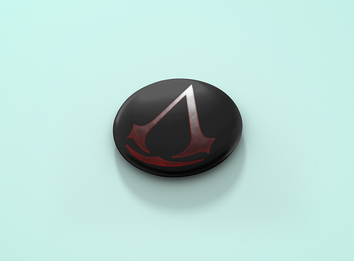Assassins's Creed Logo Pin