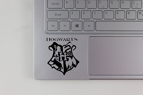 Harry Potter Hogwarts Crest Decal