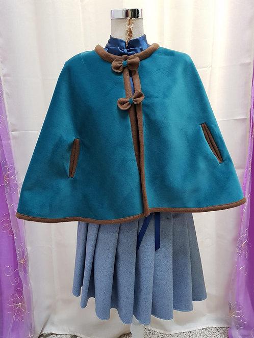 Classic Lolita Poncho Coat