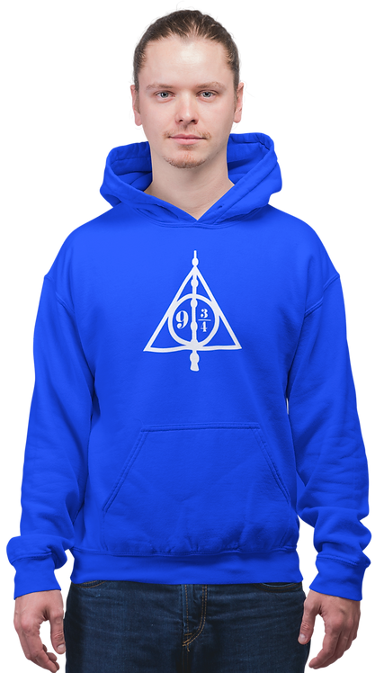 Harry Potter - Deathly Hallows Hoodie