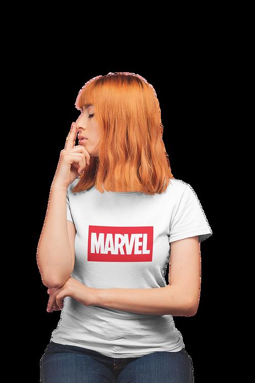 Marvel Logo T-Shirt