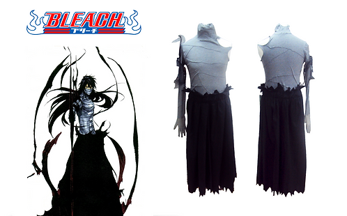 Bleach Ichigo Final Form Cosplay