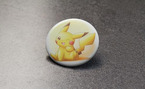 Pokemon Pikachu #4 Pin