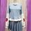 Thumbnail: Kawaii Strawberry Sweatshirt