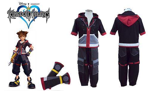 Kingdom Hearts II Sora