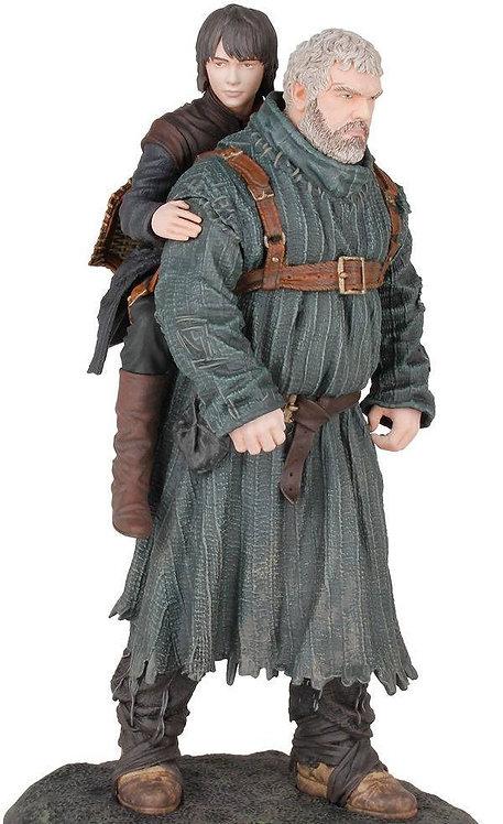 Game of Thrones PVC Statue Hodor & Bran 23 cm