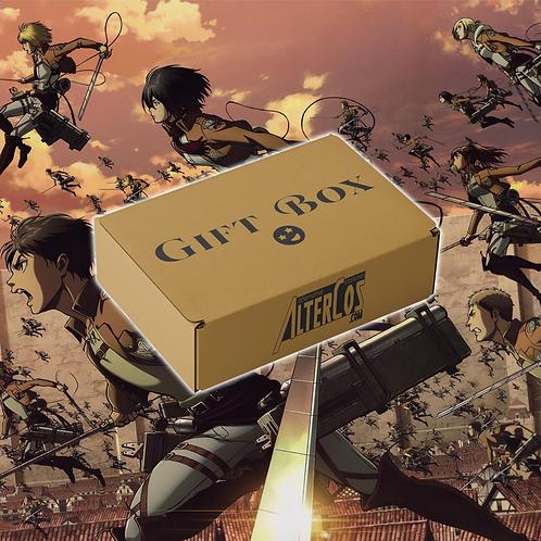 Gift Box!! - Attack on Titan