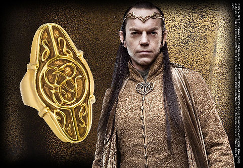 Lord of the Ring Elrond Ring