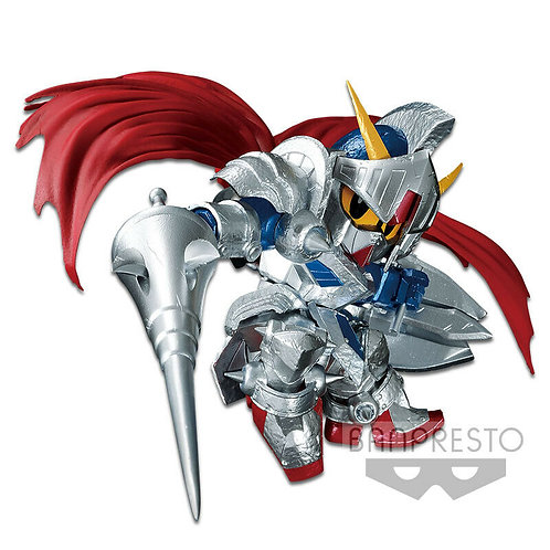 Banpresto GOUKAI SD Gundam 30th Anniversary Knight Gundam PVC Figure