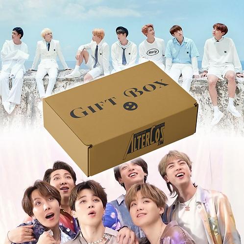 Gift Box!! - K-Pop BTS