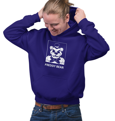 Five Night at Freddy's FNAF - Freddy Bear Hoodie