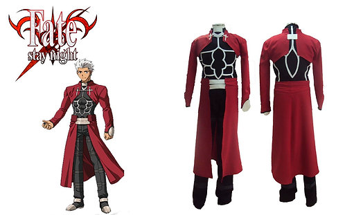 Fate/Stay Night Archer Cosplay