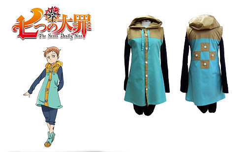 The Seven Deadly Sins King Cosplay