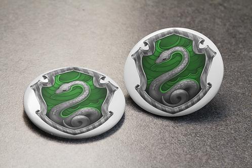Harry Potter Slytherin Crest Pin