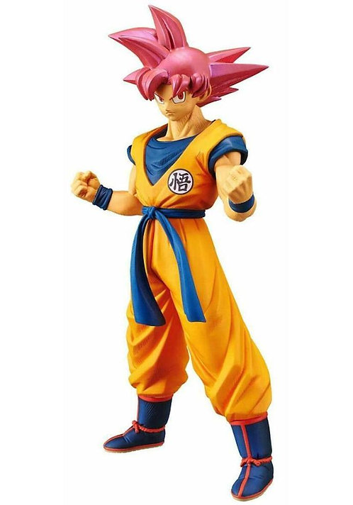 Dragon Ball Super SSG Goku Figure