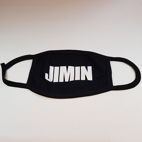 K-Pop BTS Jimin Face Mask