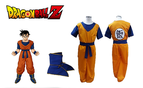 Dragon Ball Z Future Gohan Cosplay