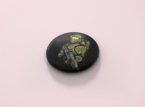 Halo Master Chief Pin