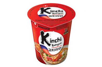 Kimchi Cup Noodles