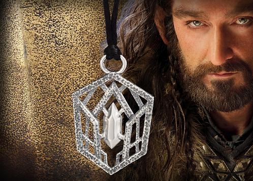 The Hobbit Thorin Belt Buckle Necklace