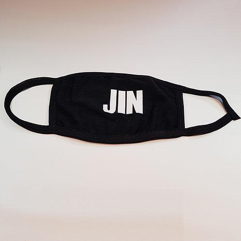 K-Pop BTS Jin Face Mask