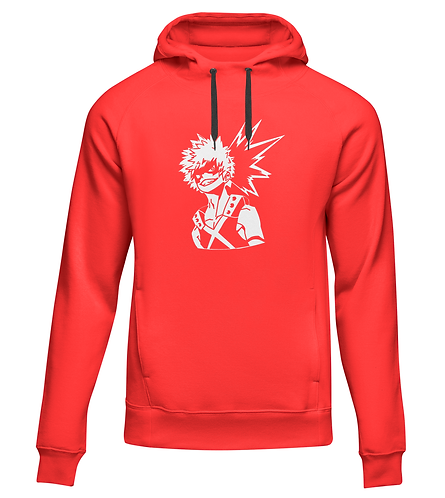 Boku no Hero Academia Bakugo Hoodie