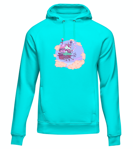 Howl's Moving Castle Hoodie