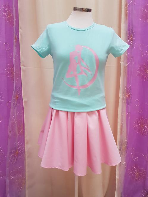 Kawaii Sailor Moon Set