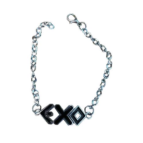 K-pop Exo Logo Bracelet