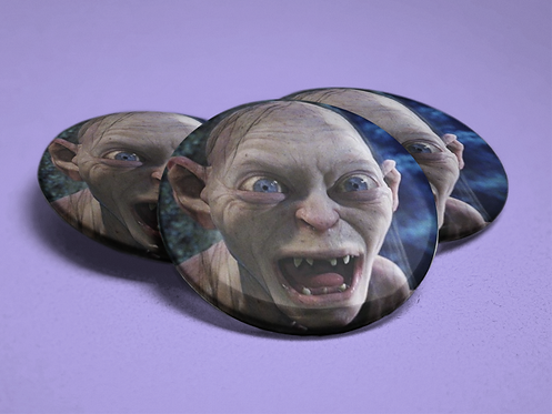 Lord of the Rings Gollum Pin