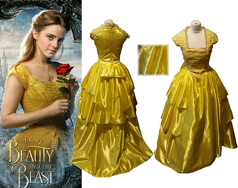 Beauty and the Beast - Bela Cosplay