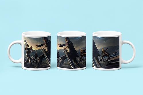 Final Fantasy XV Mug