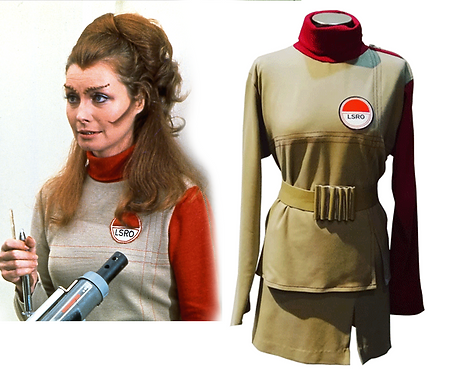 SPACE: 1999 Main Mission Uniform Cosplay