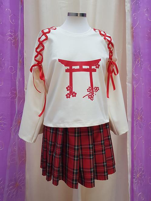 Kawaii Torii Gate Set