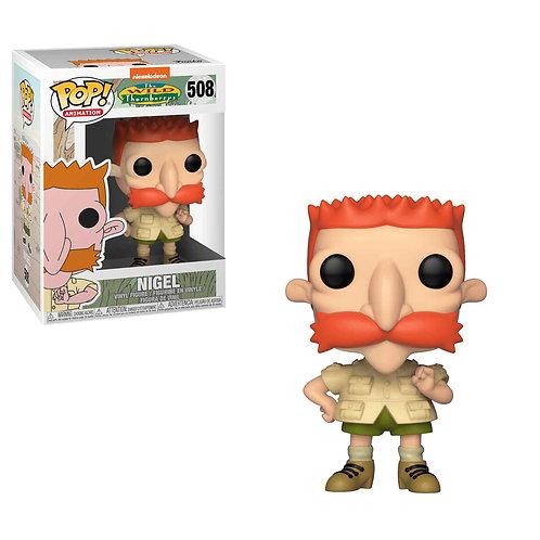 90's Nickelodeon POP! Television Nigel (The Wild Thornberrys)