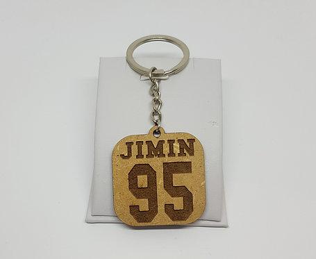 K-POP BTS Jimin Keychain